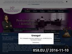 Miniaturka domeny katarzynaporada.pl