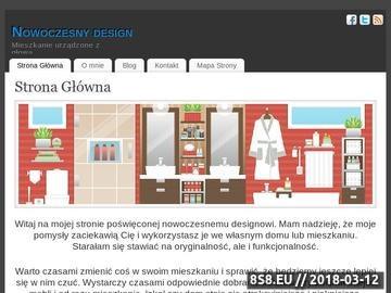 Zrzut strony Projektowanie wnętrz Wrocław :: Kat Design
