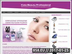 Miniaturka domeny www.katebeauty.pl