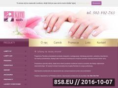 Miniaturka domeny www.katenails.pl