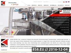 Miniaturka domeny kates.com.pl
