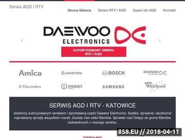 Zrzut strony Naprawa AGD Katowice