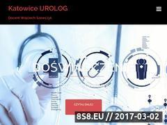 Miniaturka domeny www.katowiceurolog.pl