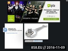 Miniaturka domeny www.kawal.za.pl