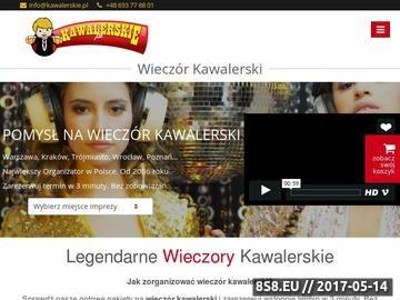 Zrzut strony Wieczór kawalerski Kraków - kawalerskie.pl