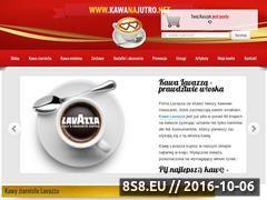 Miniaturka domeny www.kawanajutro.pl