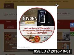 Miniaturka domeny www.kawaserwis.pl