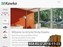 Miniaturka domeny www.kawka.net.pl