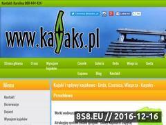 Miniaturka domeny kayaks.pl