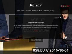 Miniaturka domeny www.kazar.com