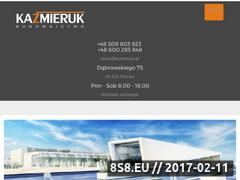 Miniaturka domeny kazmieruk.pl