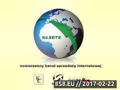 Miniaturka domeny www.kcsote.pl