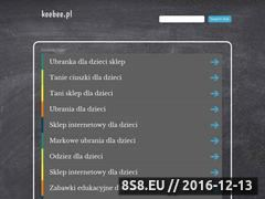 Miniaturka domeny keebee.pl