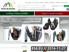 Miniaturka domeny www.kegel24.pl
