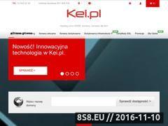 Miniaturka domeny kei.pl