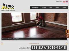 Miniaturka domeny kenio.com.pl