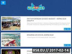 Miniaturka domeny kenyonboard.com