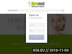 Miniaturka domeny keramed.com.pl