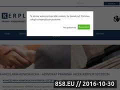 Miniaturka domeny www.kerplik.pl