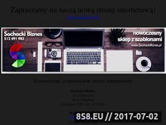 Miniaturka domeny www.kezar.pl