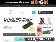 Miniaturka domeny www.kga.pl