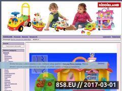 Miniaturka domeny www.kiddieland.pl