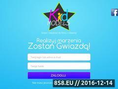 Miniaturka domeny www.kidmodels.pl