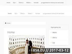 Miniaturka domeny www.kielecka-fabryka-mebli.pl