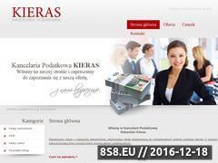Miniaturka domeny www.kieras.com.pl