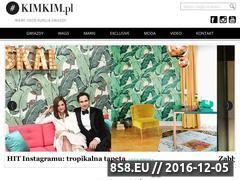 Miniaturka domeny kimkim.pl