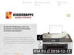 Miniaturka domeny kinderapps.pl