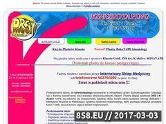 Miniaturka domeny kinesiotaping-plastry.pl