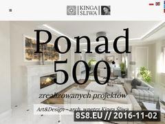 Miniaturka domeny www.kingasliwa.pl