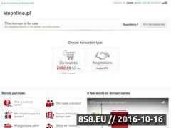 Miniaturka domeny www.kinonline.pl