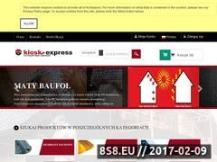 Miniaturka domeny kiosk-express.pl