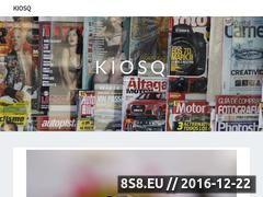 Miniaturka domeny www.kiosq.com.pl