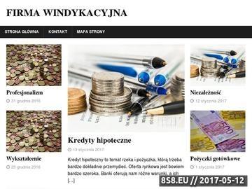 Zrzut strony KKW KodeX - krajowa kancelaria windykacyjna - windykacja Lublin, Rzeszów