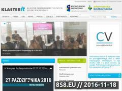 Miniaturka domeny www.klasterit.pl