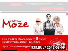 Miniaturka domeny kliksite.pl