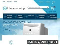 Miniaturka domeny www.klimamarket.pl