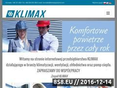 Miniaturka domeny klimaxpoland.com