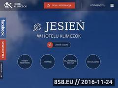 Miniaturka domeny www.klimczok.pl