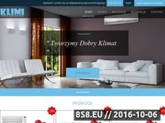 Miniaturka domeny www.klimi.com.pl