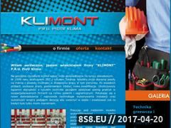 Miniaturka domeny klimont.rybnik.pl