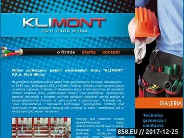 Zrzut strony Klimont - spawanie