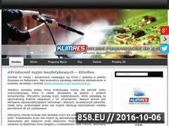 Miniaturka domeny klimres.pl