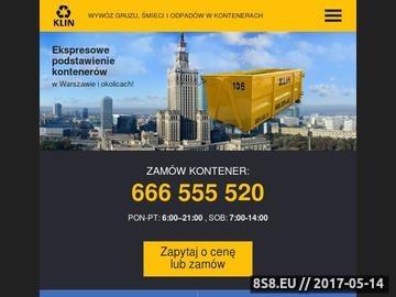 Zrzut strony Gruz Warszawa