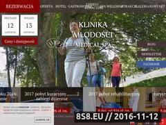 Miniaturka domeny www.klinika-mlodosci.pl
