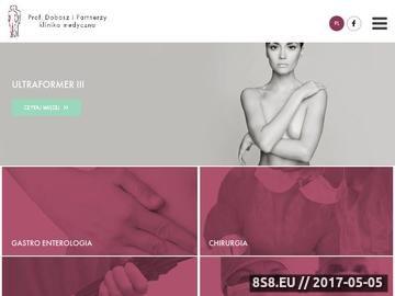 Zrzut strony Botox Gdańsk