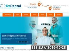 Miniaturka domeny www.klinikastomatologiczna.com.pl